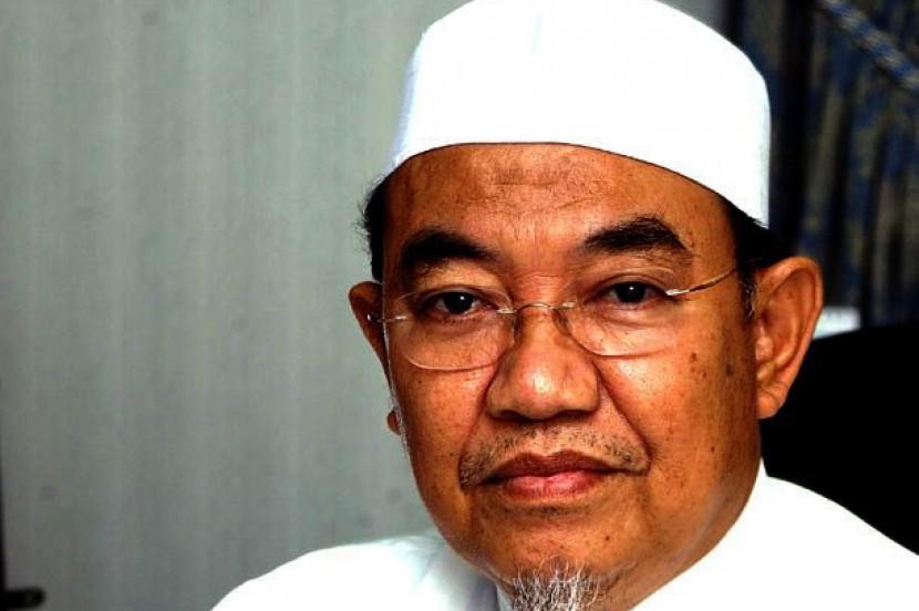 Mufti Perak, Tan Sri Harussani Zakaria dimasukkan ke hospital ...