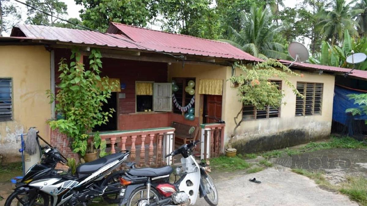 KEJADIAN ketukan berlaku di du kampung di Jerantut. FOTO Roselan Ab Malek