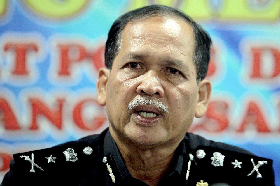 Polis Perlis berjaga-jaga