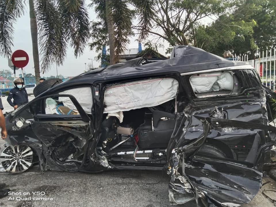 Penyerang JDT, Syafiq Ahmad Kemalangan, Anak Maut | Sabah Post