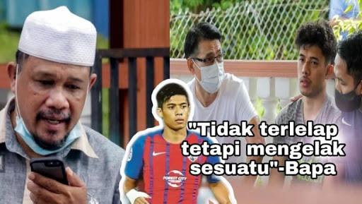 Laporan Dakwa Syafiq Terlelap, Sekali Bapa Terkilan. Ini Yang Dia Cakap. . . – Media Viral