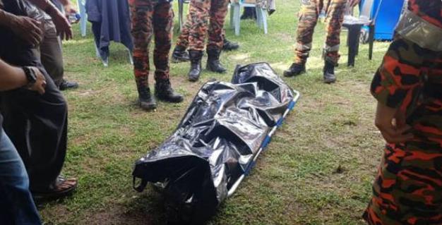 Mayat Naib Ketua Armada Kota Tinggi ditemui