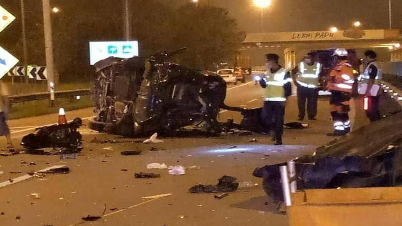 Penyerang JDT Syafiq Ahmad kemalangan, anak terkorban | BOLA SEPAK News | Stadium Astro