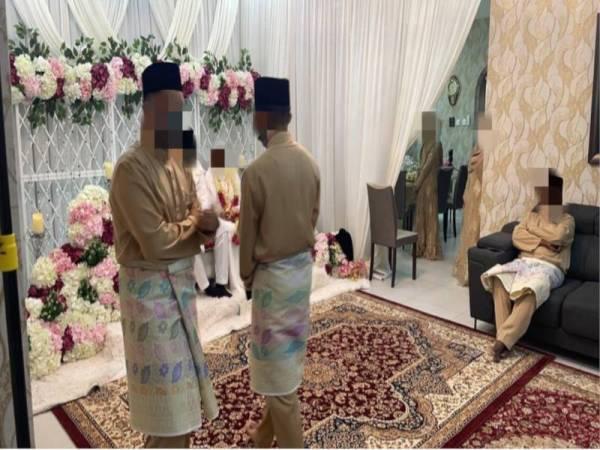 Tuan rumah, jurugambar kena kompaun anjur majlis kahwin