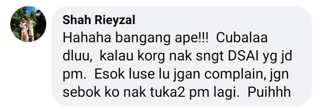 Anuar jd pilihan netizem