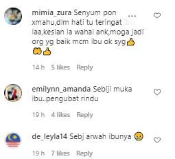 Asyik sebut ibu iby netizen naik rima